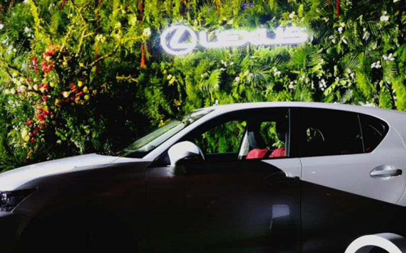 成都-Lexus ct200h新品发布会